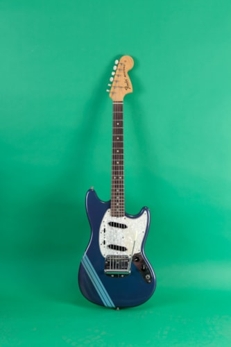 1971 Fender Mustang Competition Blue