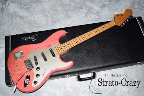 1971 Fender Stratocaster Bonnie Pick, Near Mint, Original Hard, Call For Price!