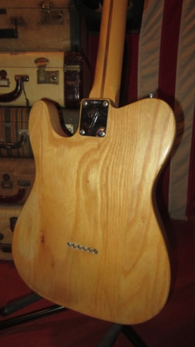 1971 Fender® Telecaster® Natural, Excellent, Hard, $1,895.00