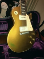 1971 Gibson Goldtop 1954 / 58 Reissue