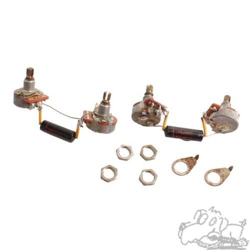 1971 Gibson Potentiometers Very Good, $150.00