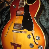 1971 Greco Gibson ES-175 Hollowbody Electric Copy