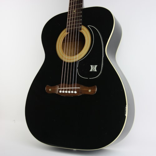 1971 Harmony H164 Sovereign Black, Very Good, Soft, $999.00