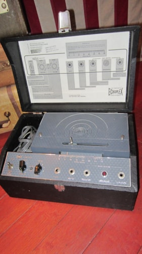 1971 Maestro Echoplex EP-3 Grey and White, Excellent, $1,195.00