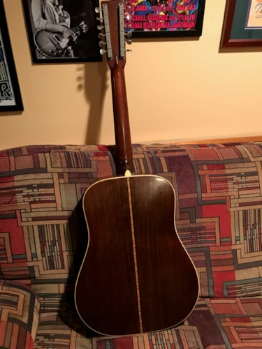 1971 Matin D28-12 Very Good, Original Hard, $1,650.00
