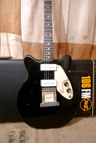 1971 Microfrets Calibra Black