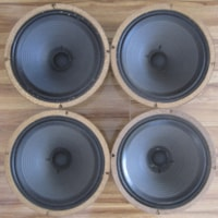 1971 VINTAGE CELESTION MARSHALL G12M 25W T1221 T1511 PULSONIC GUITAR SPEAKERS