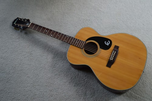 1972 Epiphone FT 330 Natural