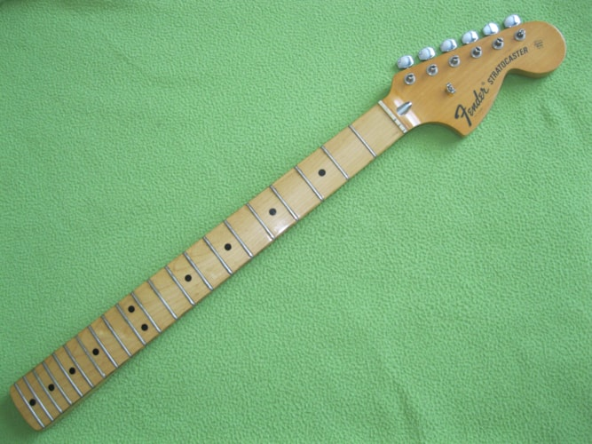 1972 Fender® 1972 Stratocaster® Neck Maple, Excellent, $999.00