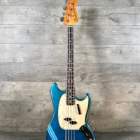 1972 Fender Competition Mustang Bass