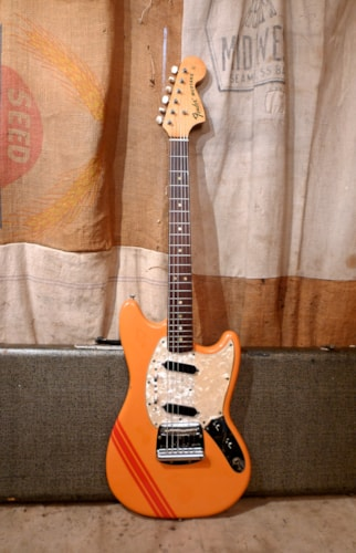 1972 Fender Mustang Competition Orange