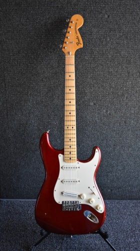 1972 Fender Stratocaster Excellent, Hard, Call For Price!