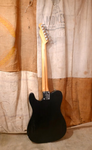 1972 Fender Telecaster Black - Refin, Good, Hard, $2,500.00