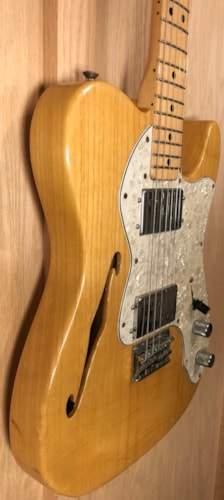 ~1972 Fender Telecaster Thinline Natural