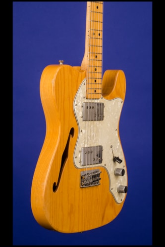1972 Fender  Telecaster Thinline Natural