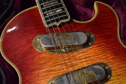 1972 Gibson L-5S