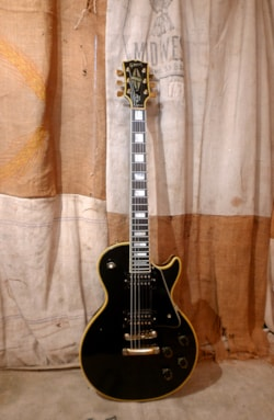 1972 Gibson Les Paul Custom Limited Edition '54 Reissue
