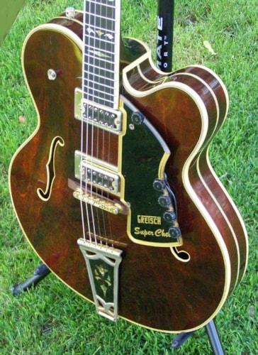 1972 Gretsch Super Chet Walnut