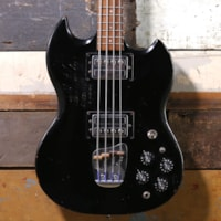 1972 Guild Jet Star JSII Bass