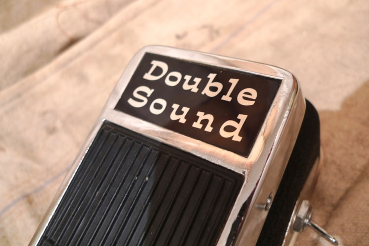1972 Jen Double Sound Wah Fuzz Very Good, $325.00