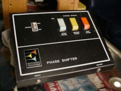 1972 Maestro PS-1 Phase Shifter Early 1st Version