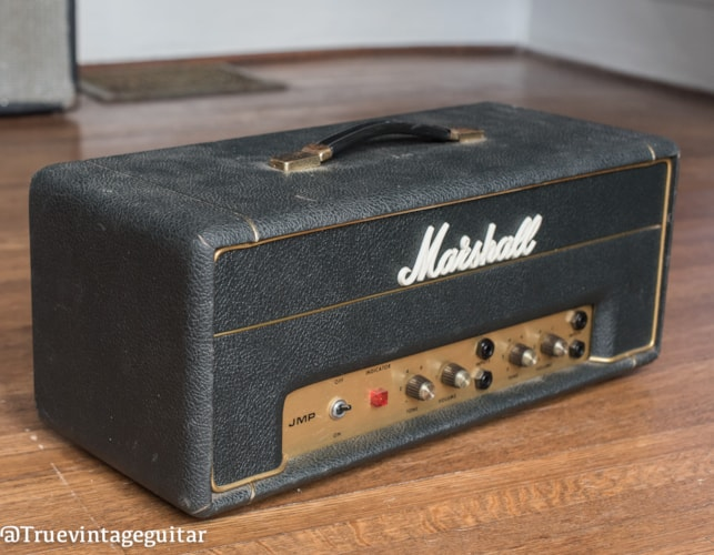 1972 Marshall Lead-Bass 20 watt no. 2061 Very Good