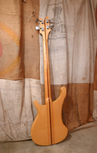 1972 Rickenbacker 4001  Mapleglo, Very Good, Original Hard, $4,500.00