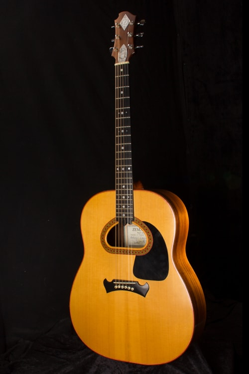 Dhl Customer Service Phone Number >> 1972 Zemaitis Superior Natural > Guitars Acoustic | Rudys ...