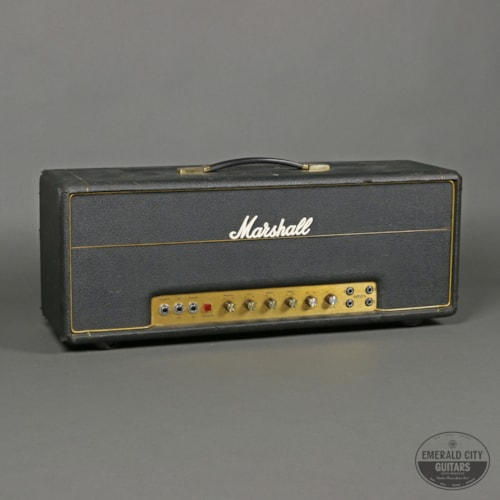 1972 Marshall 1959 JMP Super Lead 100W