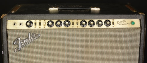 ~1973 Dumble Concert Reverb Black Tolex