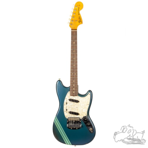 1973 Fender Competition Mustang Lake Placid Blue