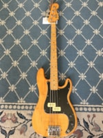 1973 Fender Precision Bass Guitar