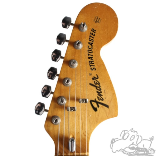 1973 Fender® Stratocaster® Near Mint, Original Hard, $3,950.00