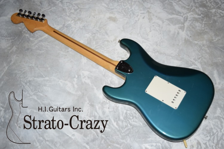 1973 Fender® Stratocaster® Lake Placid Blue, Excellent, Original Hard, Call For Price!