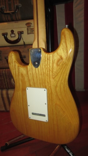1973 Fender® Stratocaster® Natural, Excellent, Hard, $2,495.00