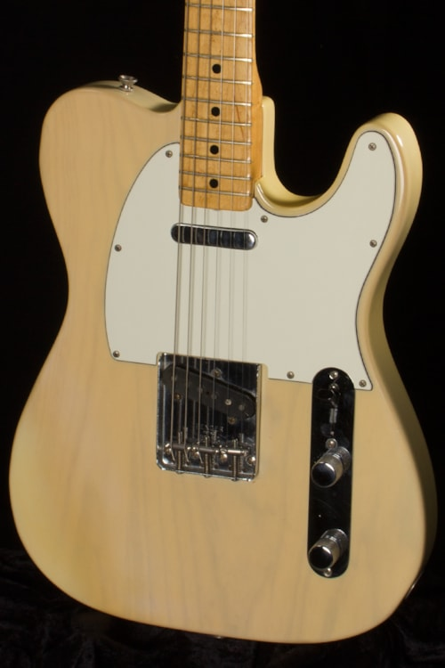 Who Accepts Amex >> 1973 Fender Telecaster Blonde > Guitars Electric Solid Body | Rudys Music
