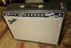 1973 Fender Vibrolux 2x10 Guitar Amplifier
