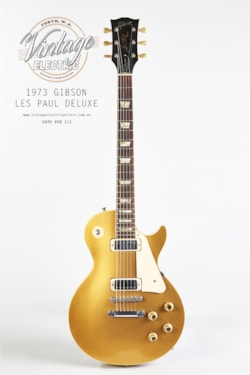 1973 Gibson Les Paul Deluxe 1