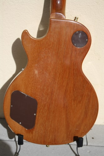 1973 Gibson LES PAUL DELUXE Goldtop, Very Good, Hard, $3,150.00