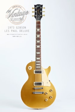 1973 Gibson Les Paul Deluxe 2