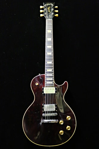 1973 Gibson Les Paul Standard Wine Red, Good, Original Hard, Call For Price!