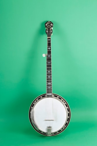 1973 Gibson RB 250 banjo Natural