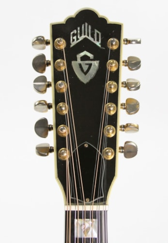 1973 Guild® F-512 Natural, Very Good, Original Hard, $1,999.00