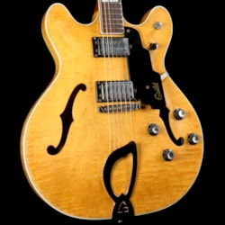 1973 Guild Starfire IV Natural 1973