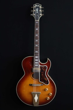 1973 Ibanez L-5 Howard Roberts