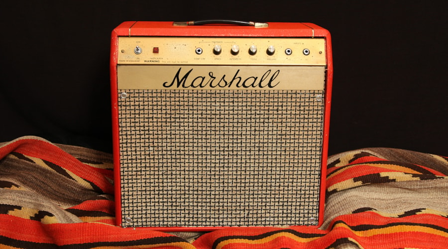 "1973 Marshall Mercury 2060 ""Red"", Excellent, $1,300.00"