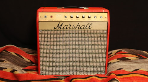 """1973 Marshall Mercury 2060 """"Red"""", Excellent"""