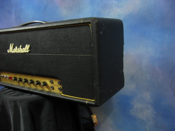 1973 Marshall Super Lead 100 Black, Excellent, $2,295.00