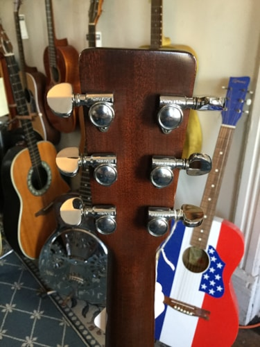 1973 Martin D-35 Acoustic Guitar Natural, Excellent, Original Hard