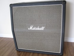 1972 VINTAGE MARSHALL 1960A 4x12 CELESTION CABINET T1221